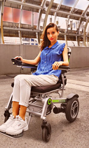 Airwheel H3T power wheelchair